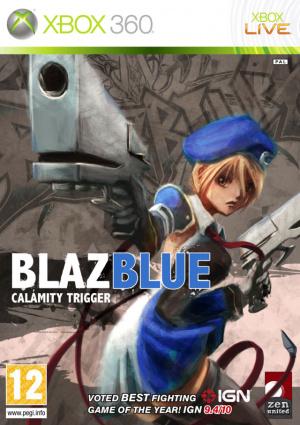 BlazBlue : Calamity Trigger sur 360