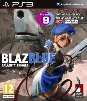 BlazBlue : Calamity Trigger sur PS3