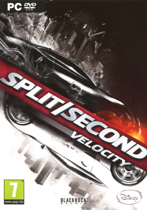 Split/Second Velocity sur PC