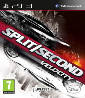 Split/Second Velocity sur PS3