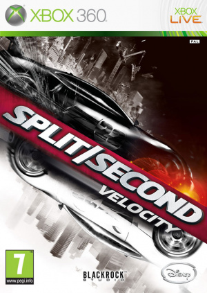 Split/Second Velocity sur 360