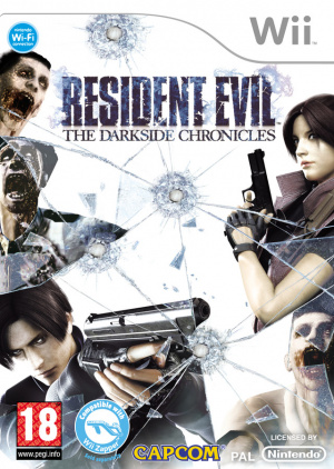 Resident Evil : The Darkside Chronicles sur Wii