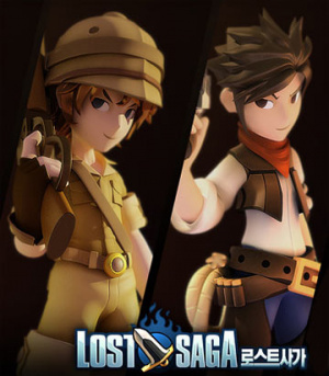 Lost Saga sur PC