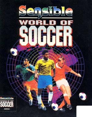 Sensible World of Soccer sur Amiga