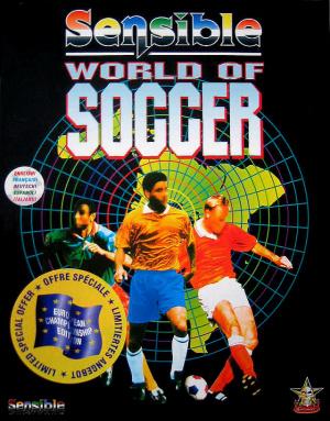 Sensible World of Soccer : European Championship Edition