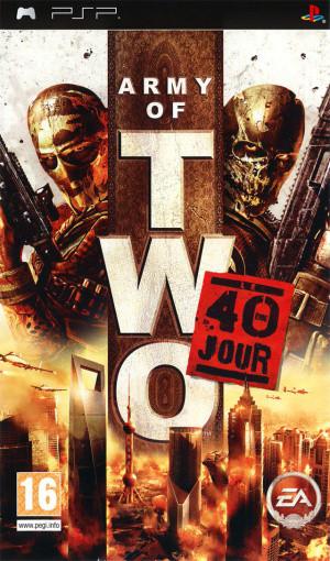 Army of Two : Le 40ème Jour sur PSP