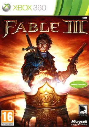La jaquette officielle de Fable III