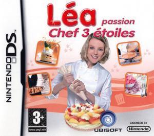Léa Passion Chef 3 Etoiles sur DS