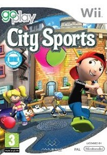 Go Play : City Sports sur Wii