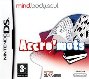 Accro'mots sur DS