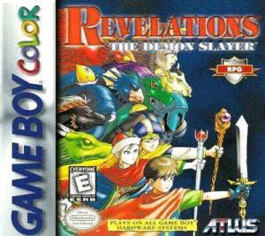 Revelations : The Demon Slayer sur GB