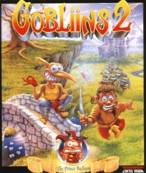 Gobliins 2 sur Amiga