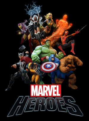 Marvel Heroes sur PC