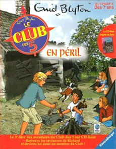 Le Club des 5 en Péril sur PC