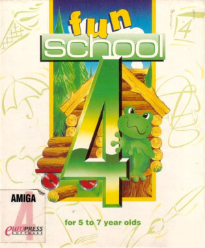 Fun School 4 : For 5 to 7 Year Olds