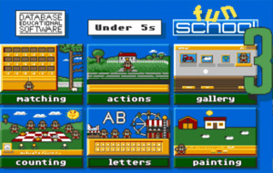 Fun School 3 : For the under 5s