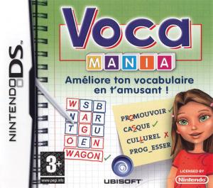 Voca Mania sur DS
