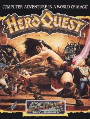 Hero Quest sur ST