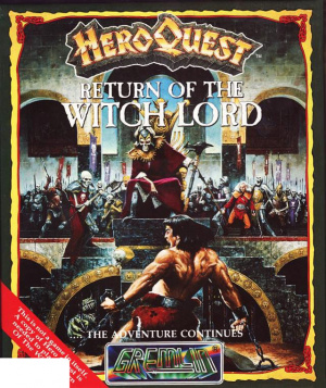 Hero Quest : Return of the Witch Lord sur ST