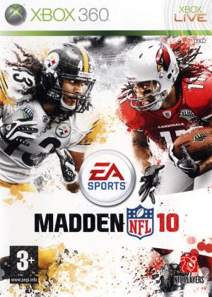 Madden NFL 10 sur 360