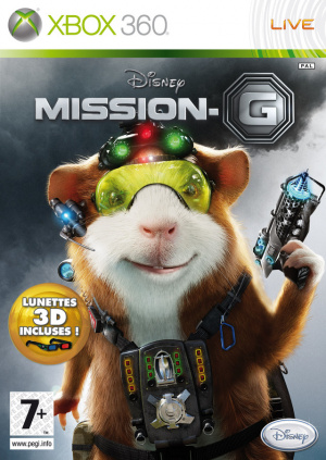 Mission G sur 360