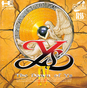 Ys IV : The Dawn of Ys sur PC ENG