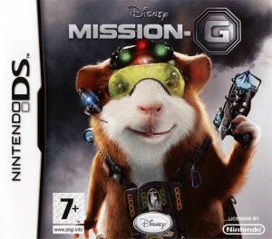 Mission G sur DS