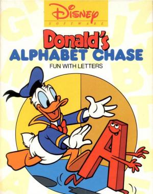Donald's Alphabet Chase sur C64