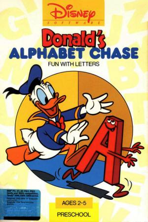 Donald's Alphabet Chase sur PC