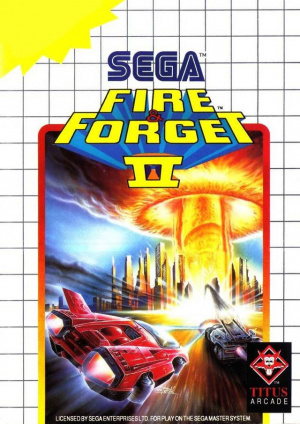 Fire & Forget II sur MS