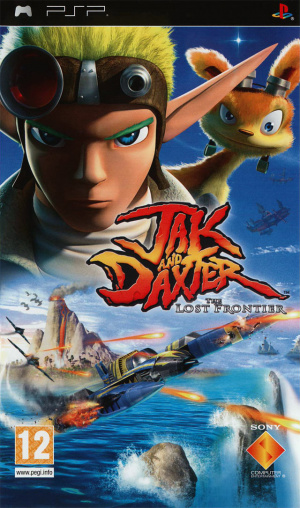 Jak and Daxter : The Lost Frontier sur PSP