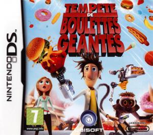 Tempête de Boulettes Géantes sur DS