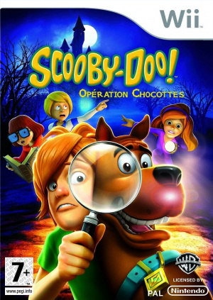 Scooby doo op ration chocottes sur wii - Personnages de scooby doo ...