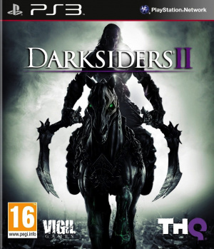Darksiders II sur PS3