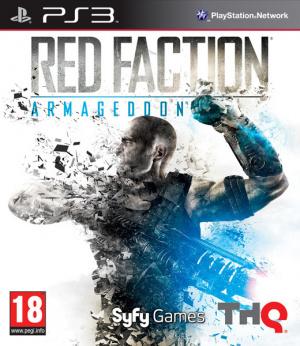 Red Faction Armageddon sur PS3