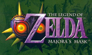 The Legend of Zelda : Majora's Mask sur Wii