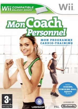 Mon Coach Personnel : Mon Programme Cardio-Training sur Wii