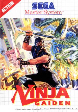 Ninja Gaiden sur MS