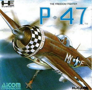 P47 Thunderbolt : The Freedom Fighter sur PC ENG