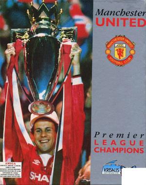 Manchester United : Premier League Champion sur Amiga