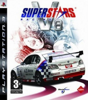 Superstars V8 Racing sur PS3