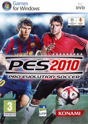 Pro Evolution Soccer 2010 sur PC