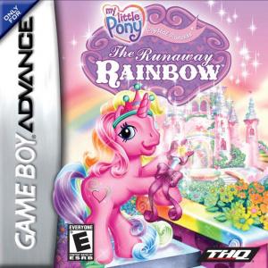 My Little Pony : Crystal Princess Runaway Rainbow sur GBA