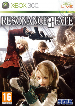 Resonance of Fate sur 360