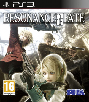 Resonance of Fate sur PS3