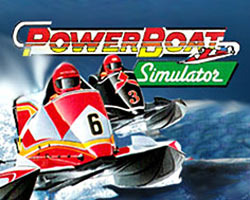 Pro Powerboat Simulator sur ST