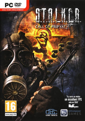 S.T.A.L.K.E.R. : Call of Pripyat sur PC