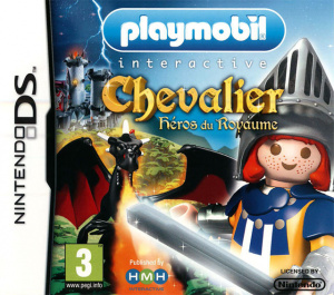 Playmobil Interactive Chevalier : Héros du Royaume