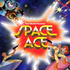 Space Ace sur Mega-CD