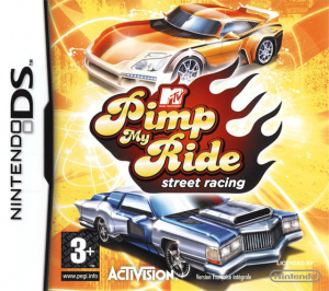 Pimp My Ride : Street Racing